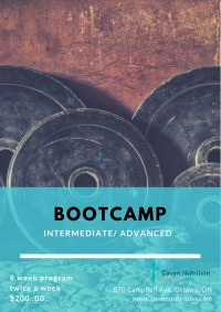 Bootcamp Posters