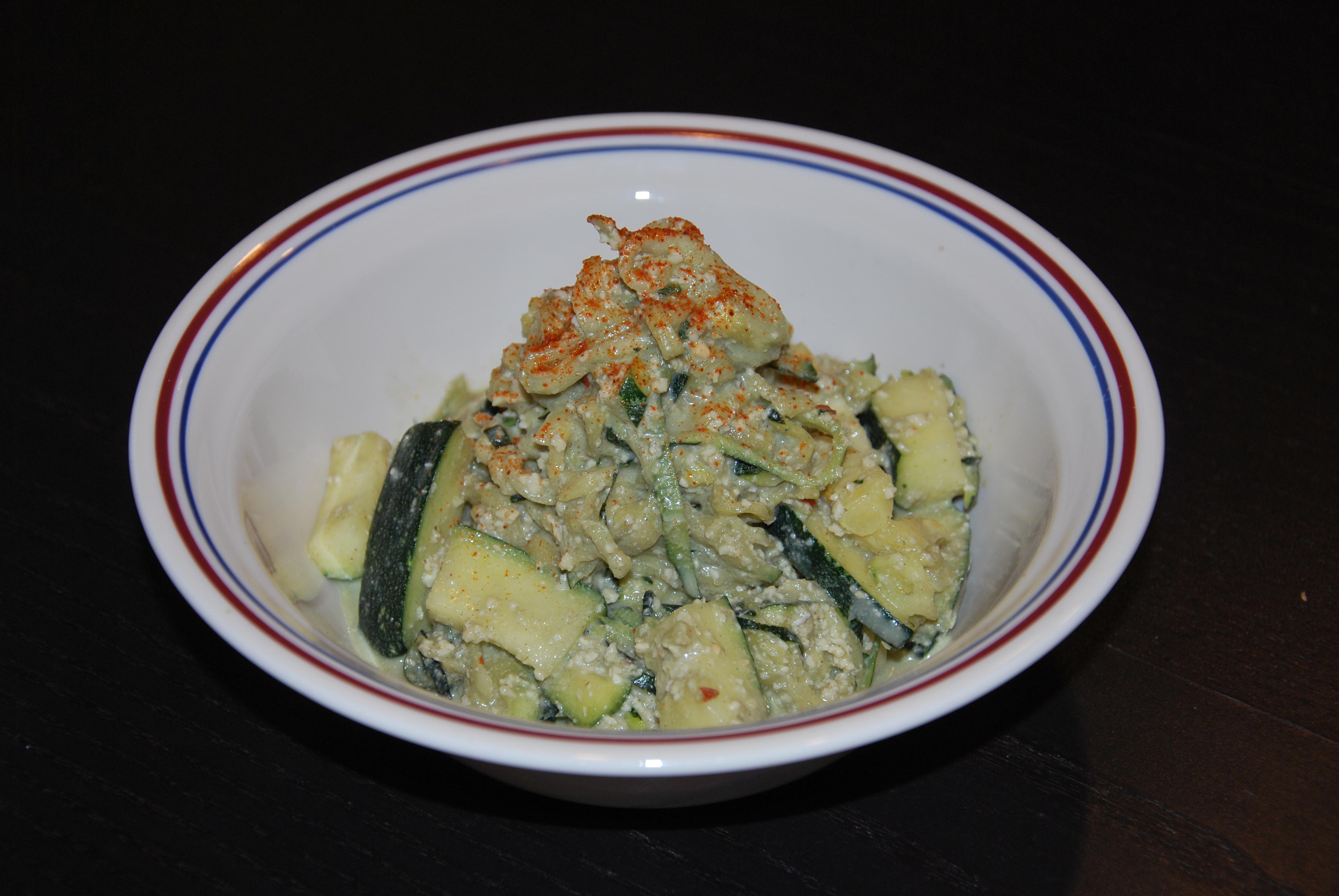 GH Greens Pasta